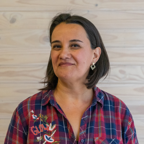 Andrea Tapia, colectivo de salud integrativa CasaFen 2019