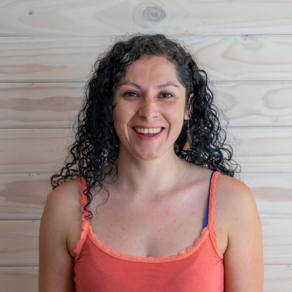 Matrona Andrea Gonzalez Burgos, colectivo de salud integrativa CasaFen 2019