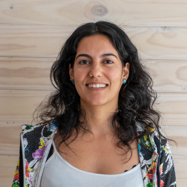 Nut. Nazira Docmac, colectivo de salud integrativa CasaFen 2019