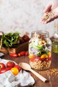 Bajar de peso con nutricion integrativa Casafen - Photo by Mariana Medvedeva on Unsplash