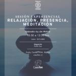 Relajación, presencia, meditación - Sesión experiencial en Casa Fen