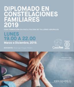 Diplomado en constelaciones familiares 2019 CasaFen