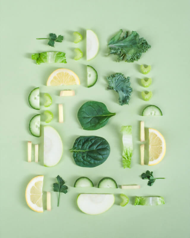 Recetas de jugos verdes (vegetales) CasaFen - Photo by Dose Juice on Unsplash