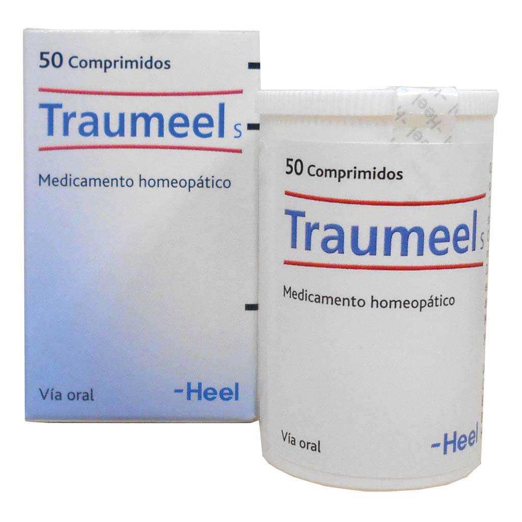 Traumeel medicamento biorregulador para inflamaciones Casafen
