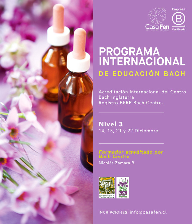 Programa Internacional de Educación Bach (BIEP) Nivel III - CasaFen