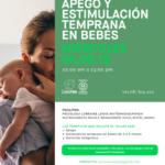 Taller: Apego y estimulación temprana en bebés
