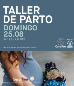 Taller de parto- CasaFen