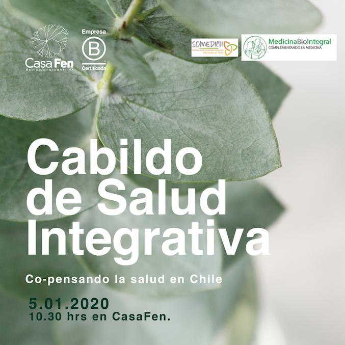 Cabildo salud integrativa - Casafen