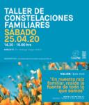 Taller constelaciones familiares CasaFen abril 2020