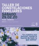 Taller constelaciones familiares CasaFen febrero 2020