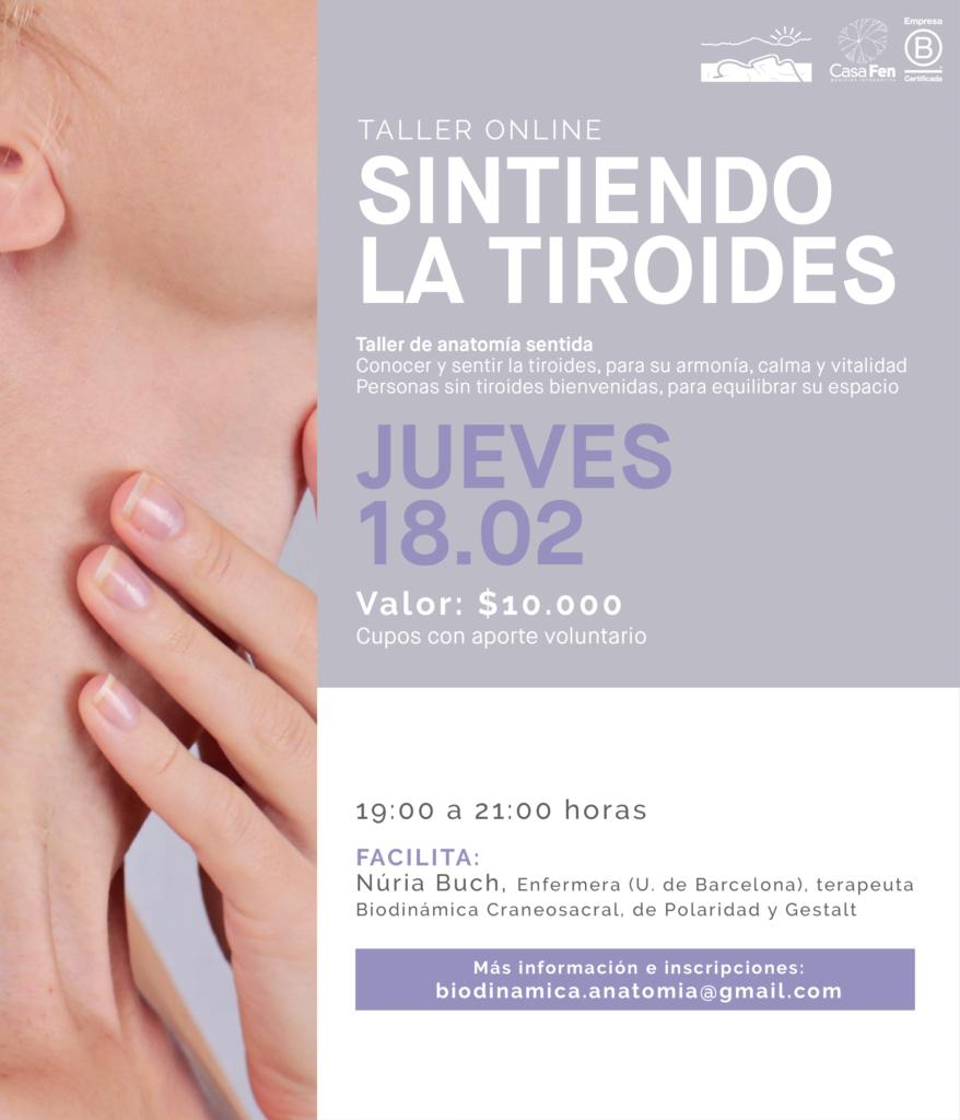 Taller online sintiendo la tiroides-Feb2021