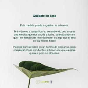 Conductas de autocuidado y cuidado colectivo frente a enfermedades respiratorias - CasaFen.