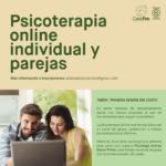 Psicoterapia online individual y parejas Primera sesión sin costo - CasaFen c