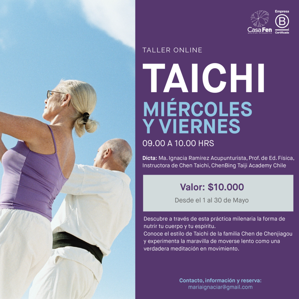 Taller Taichi - CasaFen