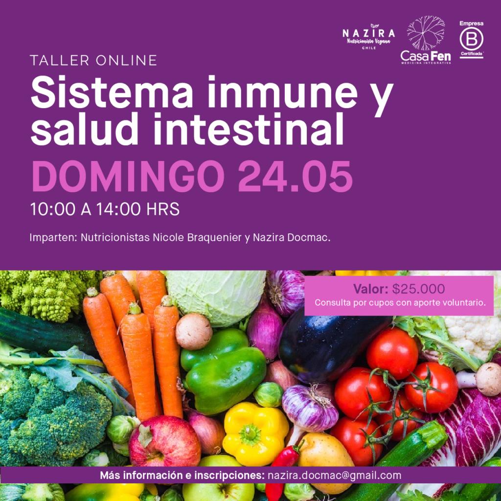 Sistema inmune y salud intestinal