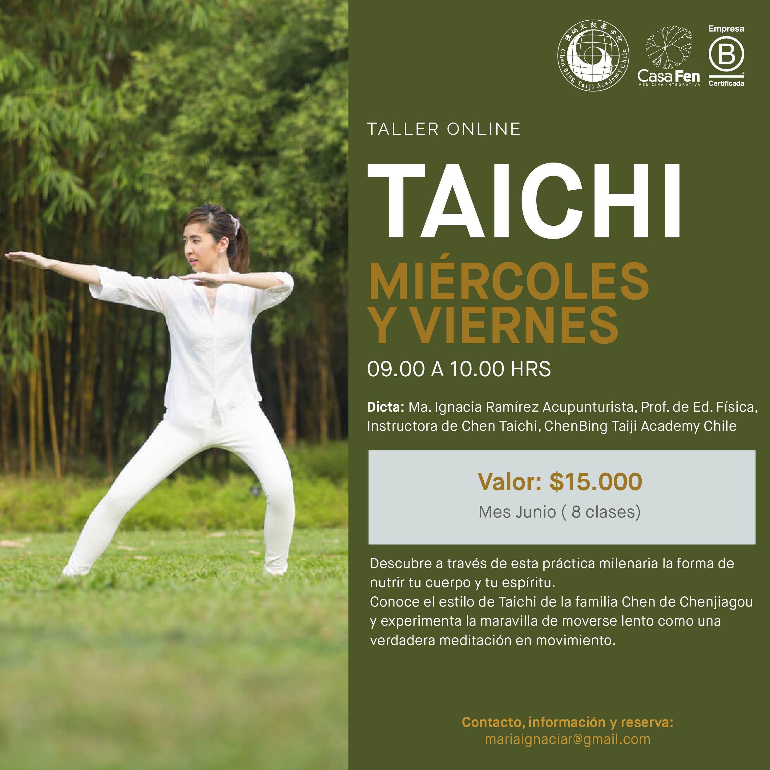 Taller Taichi-CasaFen