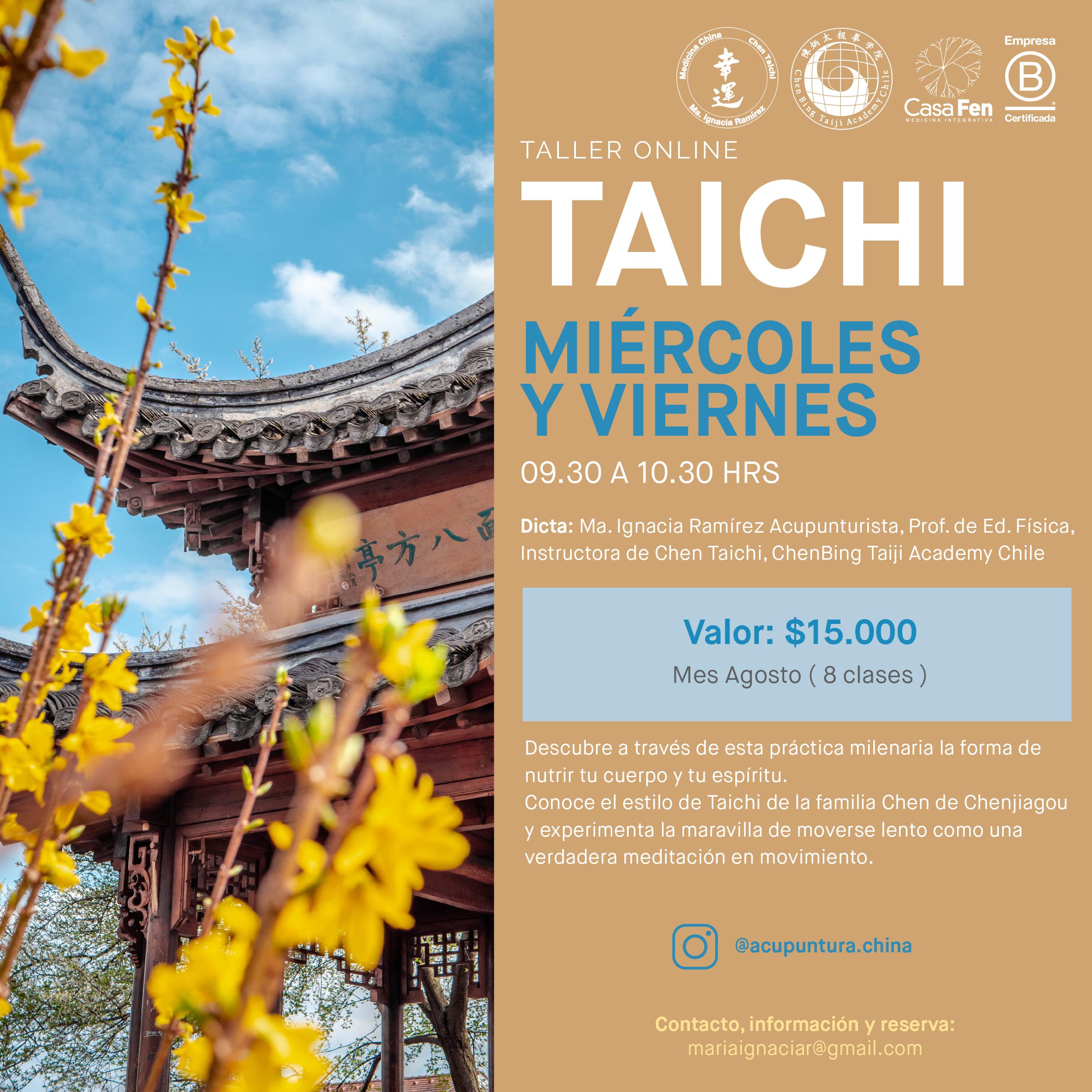 Taichi Agosto-Casafen