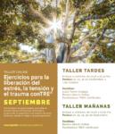 Ejercicios para la liberación de la tension, el estrés y el trauma TRE® - CasaFen