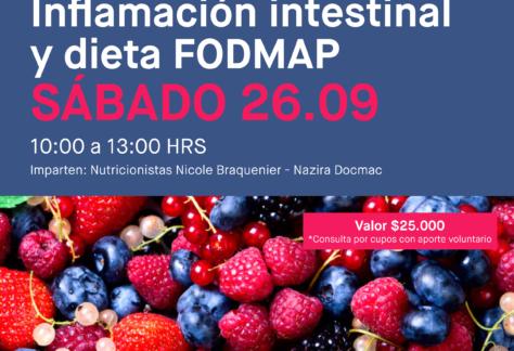 Taller Nazira Inflamación intestinal y Fodmap-CasaFen