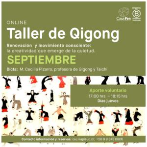 Taller de Qigong Sept-CasaFen