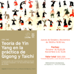 Teoría de Yin Yang en la práctica de Qigong y Taichi-CasaFen