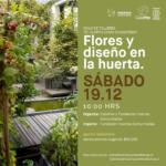 Taller de Huertos Flores y diseño en la huerta-CasFen