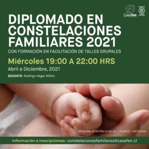 Diplomado Constelaciones Familiares 2021 - CasaFen