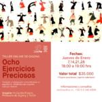 Taller de Qigong Ocho Ejercicios Preciosos - CasaFen