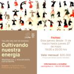 Taller online de Qigong: cultivando nuestra energía-CasaFen