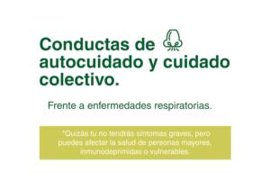 Conductas de autocuidado y cuidado colectivo frente a enfermedades respiratorias - CasaFen 1
