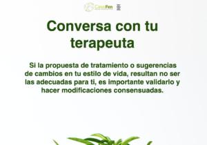Conversa con tu terapeuta - CasaFen 1