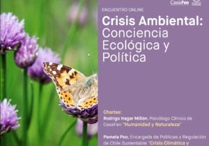 Crisis Ambiental _ Conciencia Ecológica y Política - CasaFen