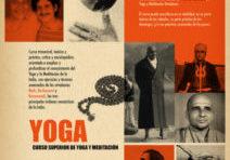 Curso Superior de Yoga y Meditación – CSYM 2016 CasaFen
